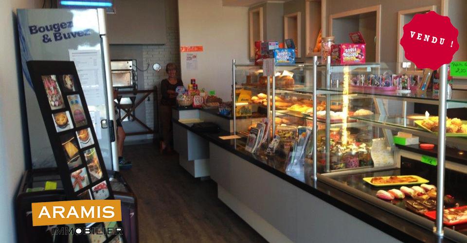 Vendu ! Boulangerie Pâtisserie à Aurignac en Comminges