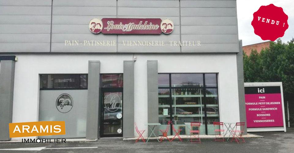 Vendu ! Boulangerie Balma 31