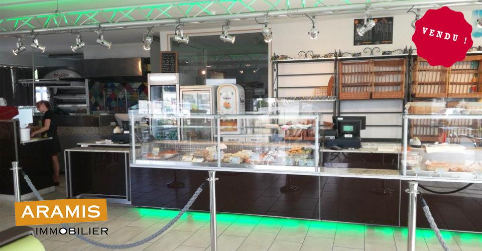 Vendu ! Boulangerie à Auch (32)