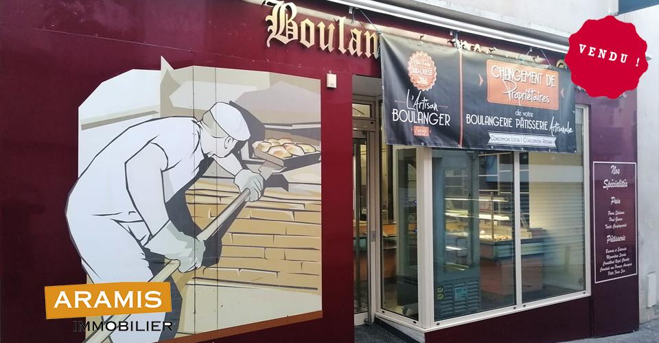 Vendu ! Boulangerie à Astaffort dans le Lot-et-Garonne 47