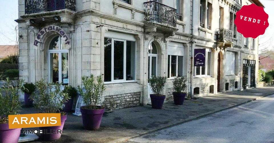 Vendu ! Restaurant salon de thé SALIES DE BEARN (64)
