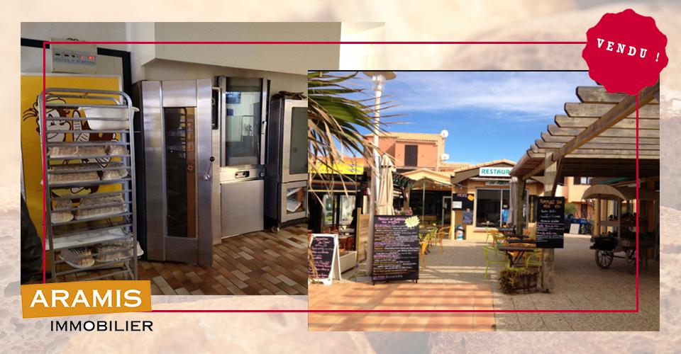 Vendu ! Boulangerie Port Leucate (11)