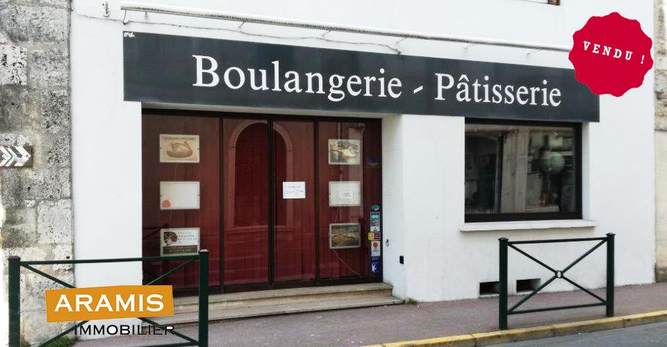 Vendu ! Boulangerie Pâtisserie Casteljaloux