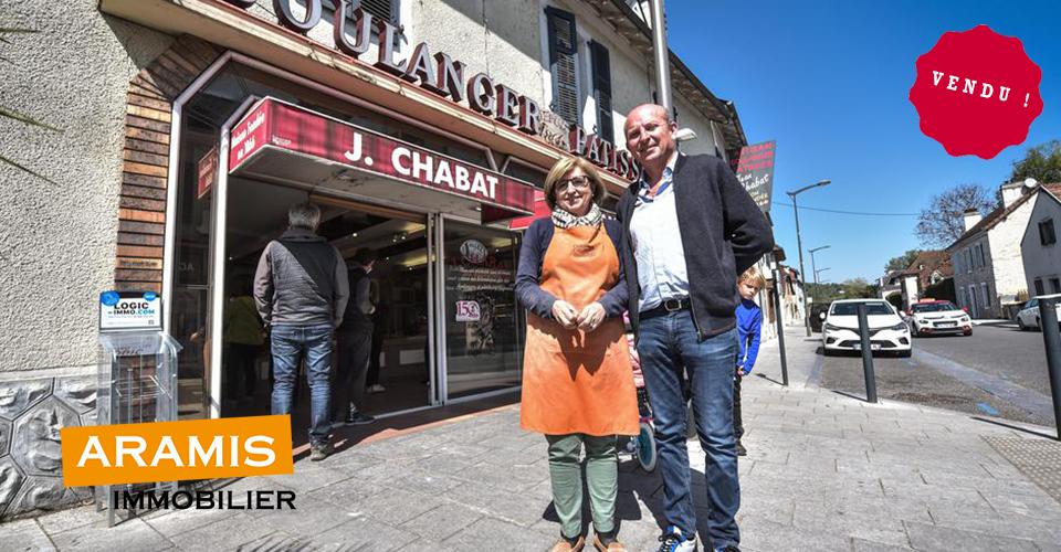 Vendu ! 6 boulangeries Chabat (64) reprises par Baland (32) !